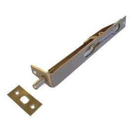 Flush bolt concealed, No 20 mat oro