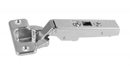 Concealed hinge clip 107o 16 mm without spring